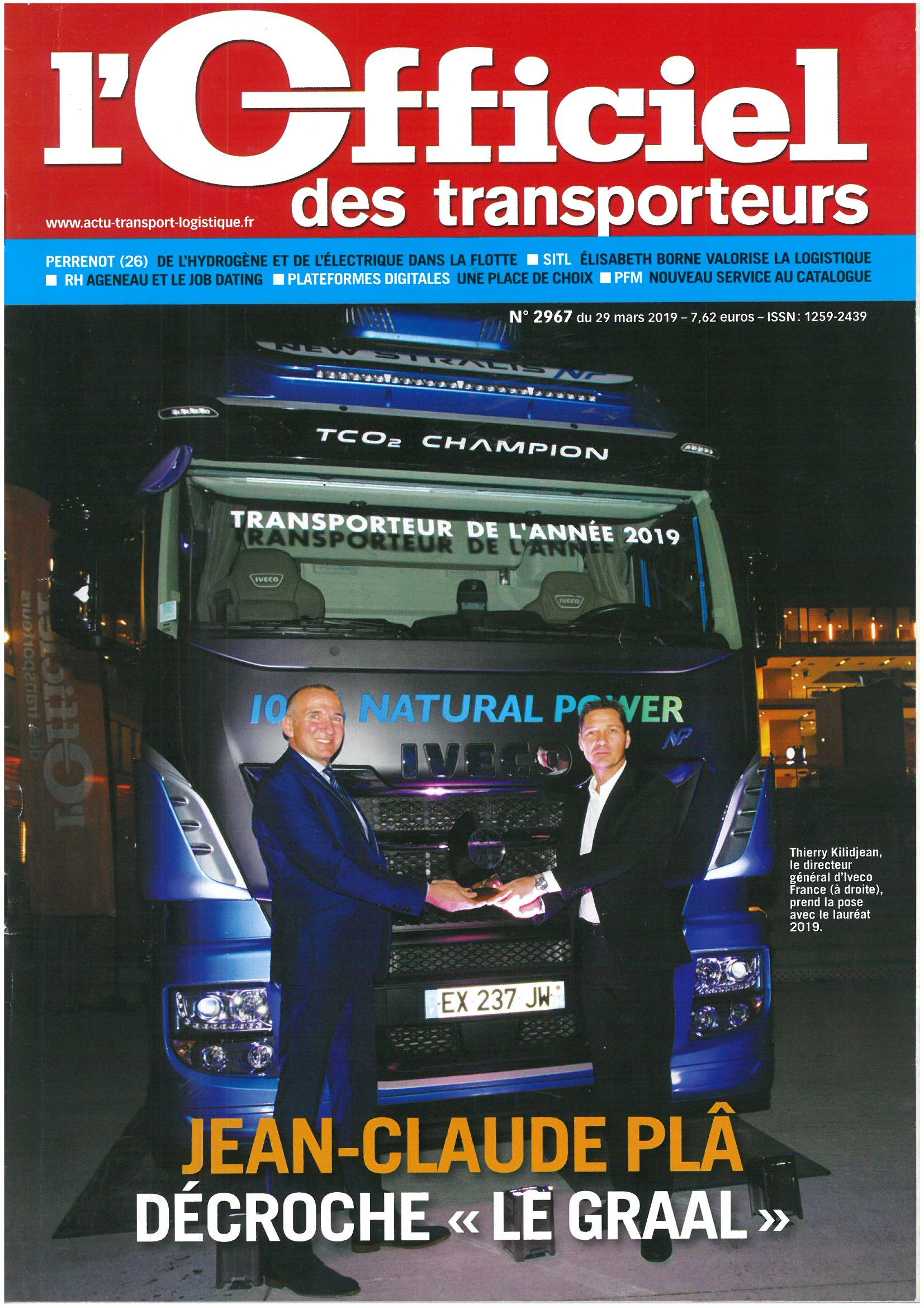 Dossier sur la victoire de Vingeanne-Transports